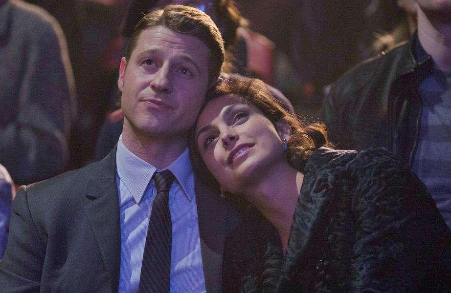 Ben McKenzie y Morena Baccarin, de Gotham, hicieron la ...