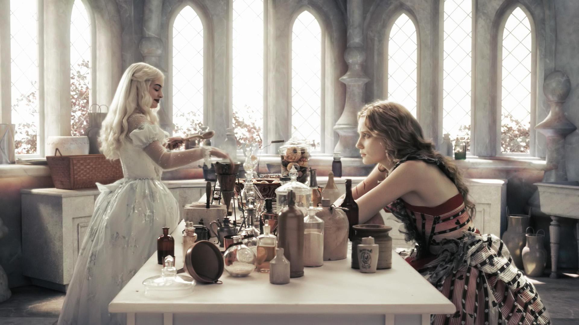 Revisión |  Alicia en el país de las maravillas (2010)