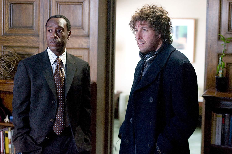 The Ace Black Blog: Crítica de la película: Reign Over Me (2007)