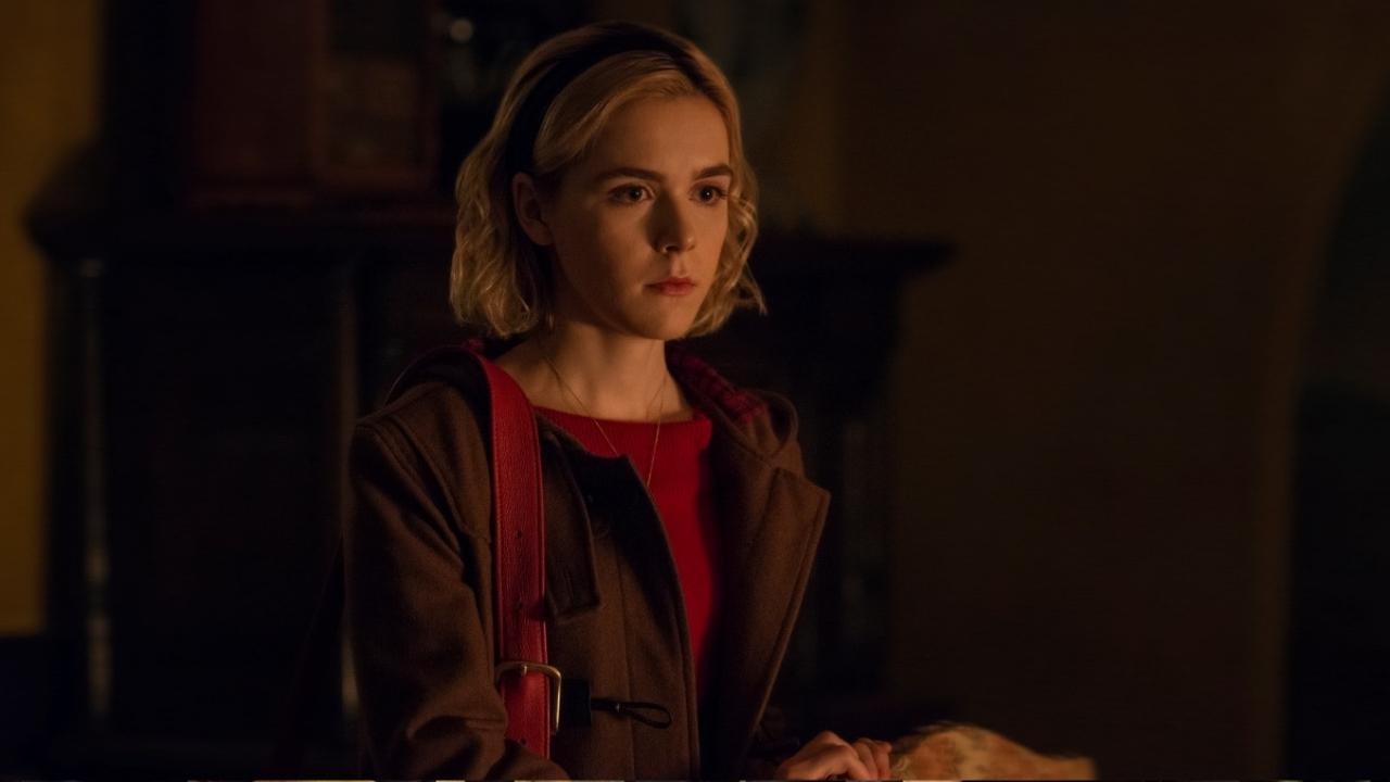 Sabrina's Dark World episodio 8