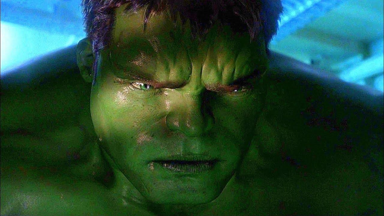 Hulk (2003) - Primera escena de transformación - Película CLIP HD - YouTube