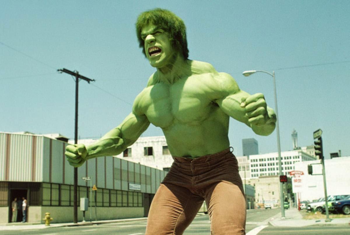 Lou Ferrigno dice que la película Hulk no es seria