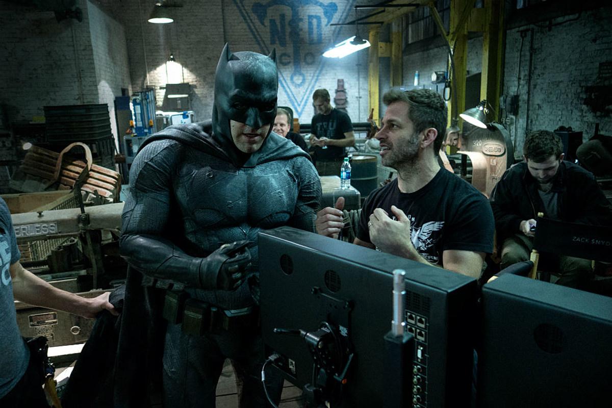 Zack Snyder anuncia corte del director de 'Justice League'
