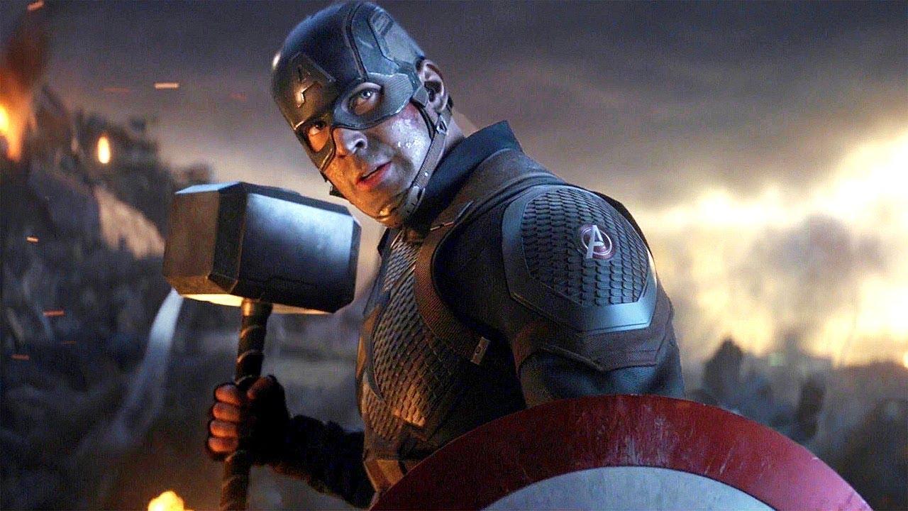 Cómo el Capitán América podría levantar el martillo de Thor Mjolnir en Avengers ...