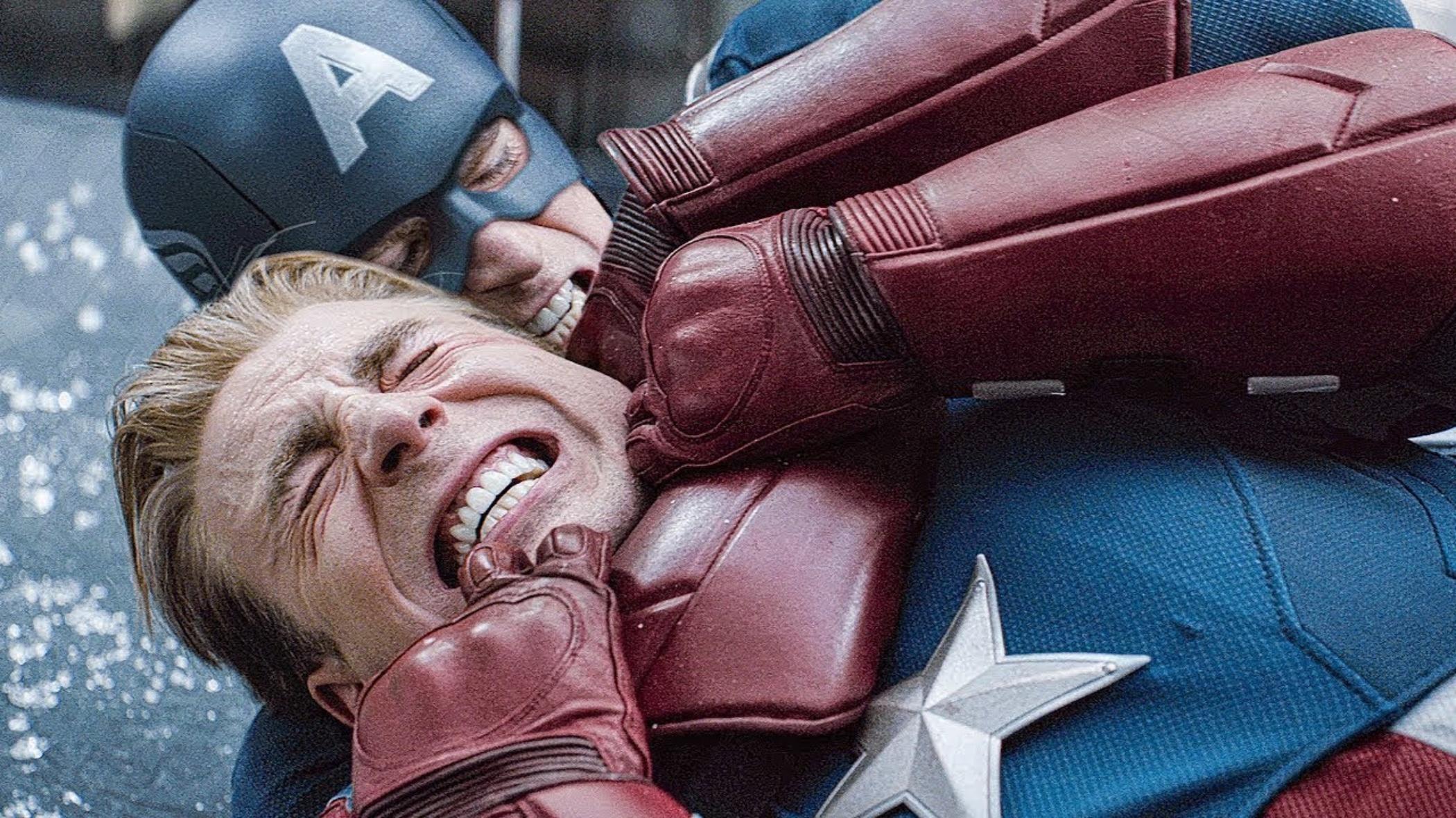 El sediento meme de 'Avengers: Endgame' demuestra cuán peligroso es el Capitán ...