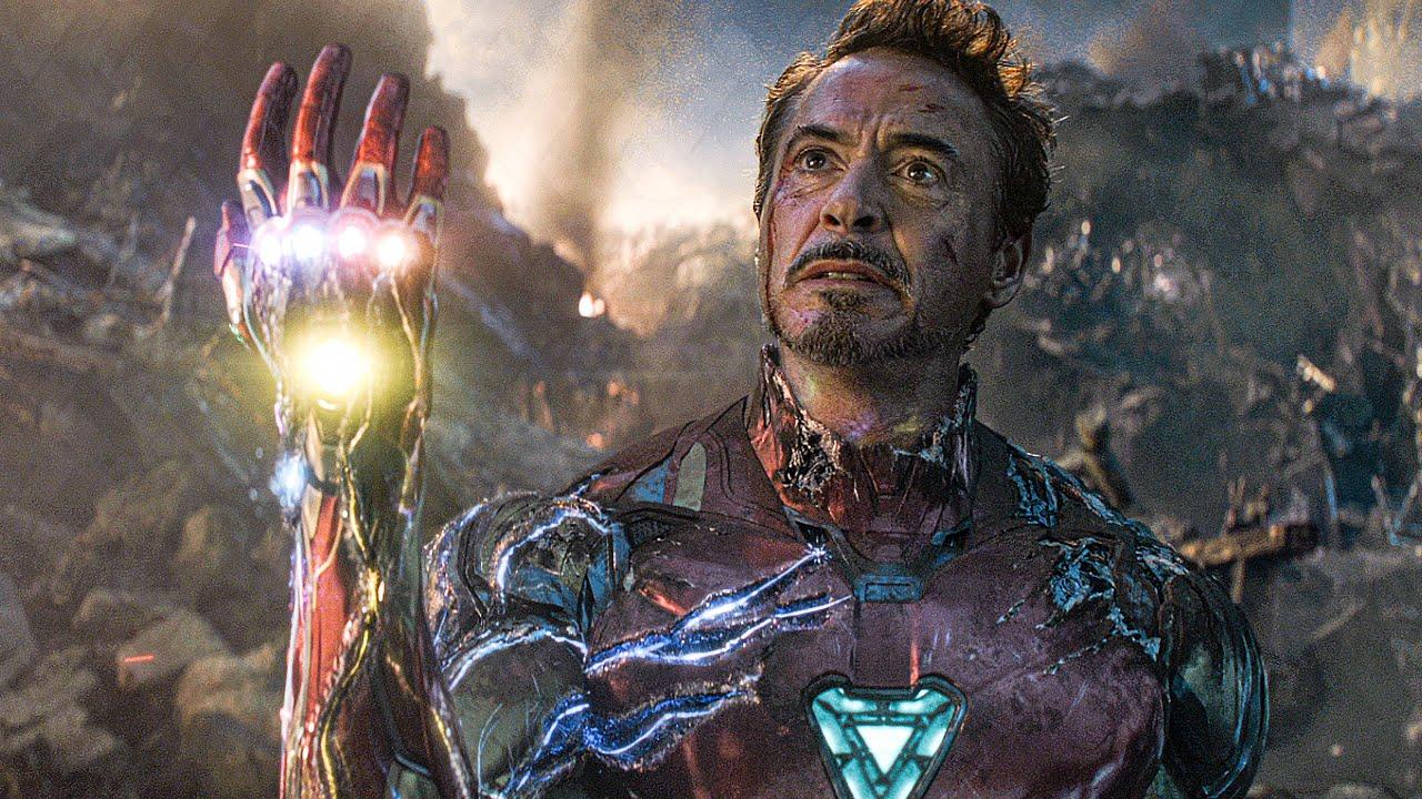 I Am Iron Man Snap Scene - AVENGERS 4: ENDGAME (2019) Clip de película ...