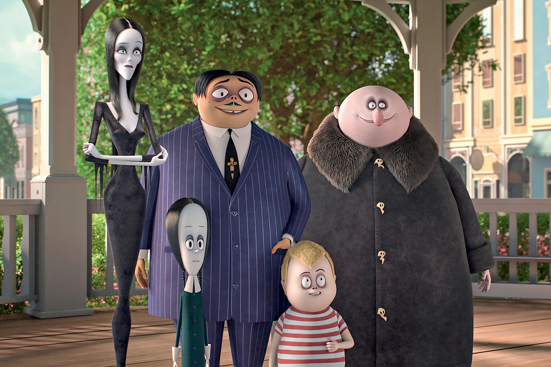 Revisión |  La familia Addams (2019)