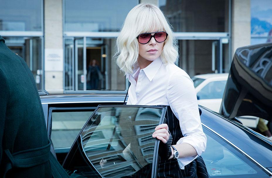 El traje de Atomic Blonde y las elecciones de Charlize Theron para ...