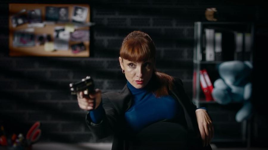 La inspectora Alicia Sierra en hackea y protagonista teaser de