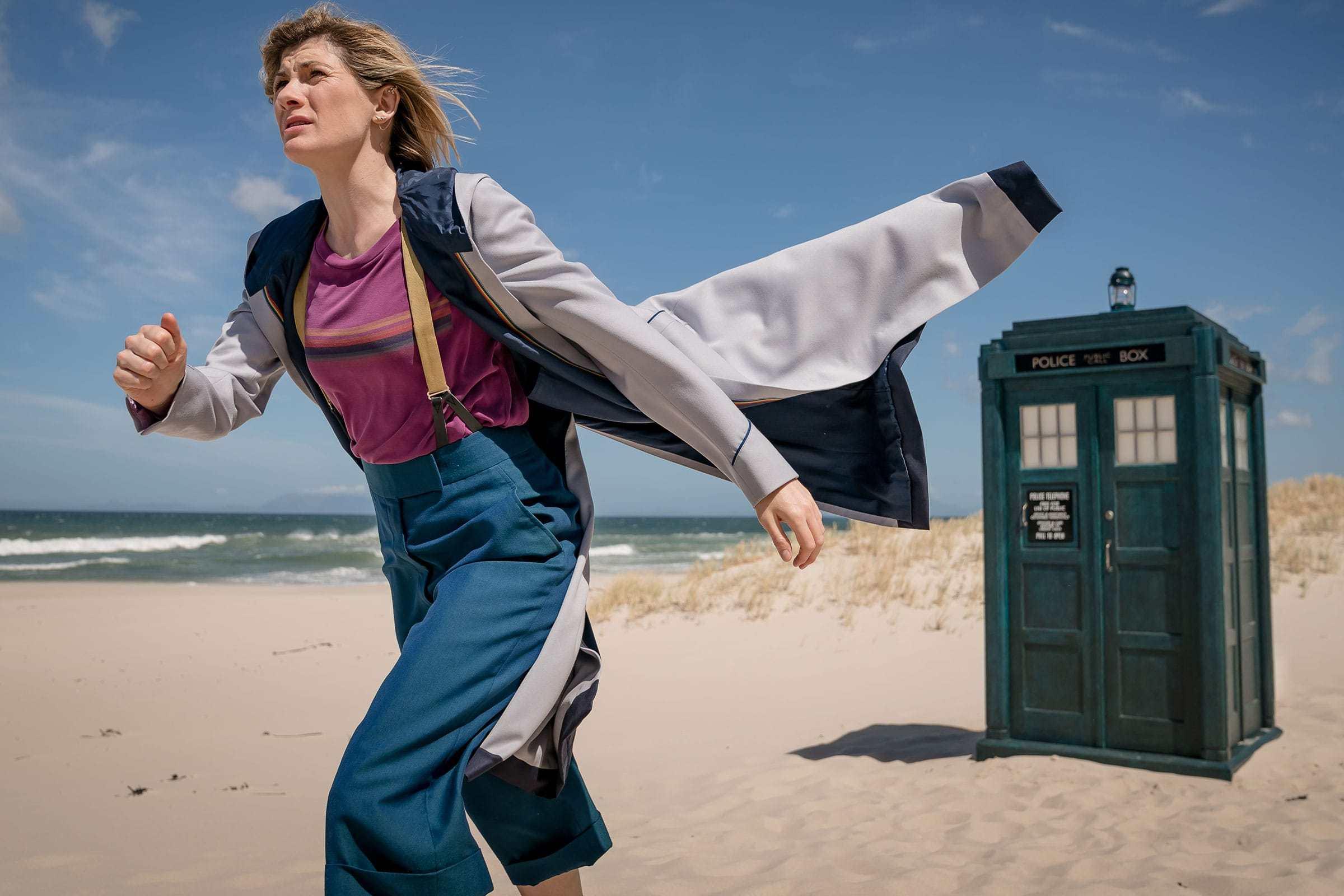 Doctor Who - 12x06 - Praxeus    Cuadro por cuadro    CineAddiction
