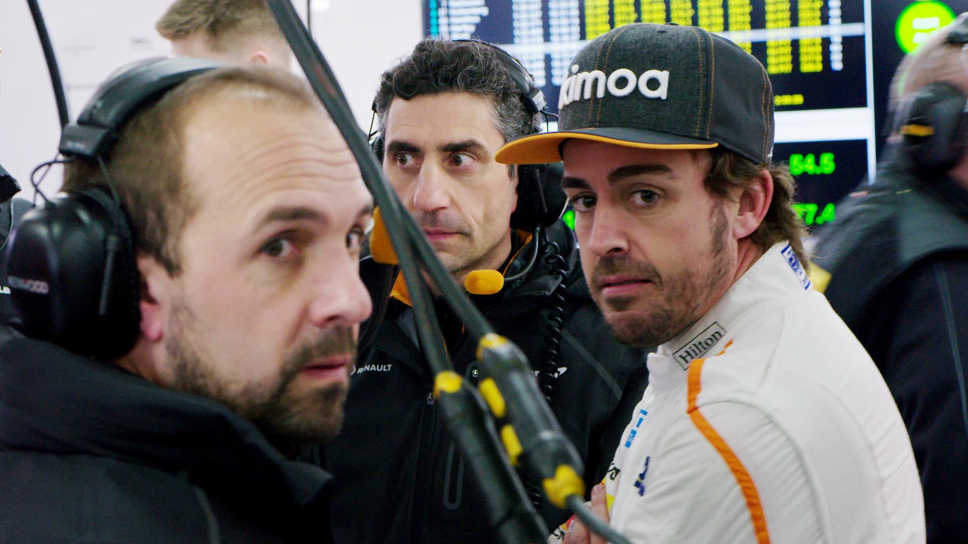 F1: Conducir para vivir