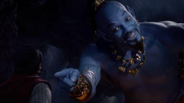 Aladdin Trailer Subtitulado