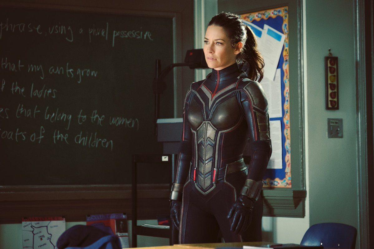 Ant-Man and the Wasp puede abrir un 'multiverso completamente nuevo' para el MCU, según Evangeline Lilly