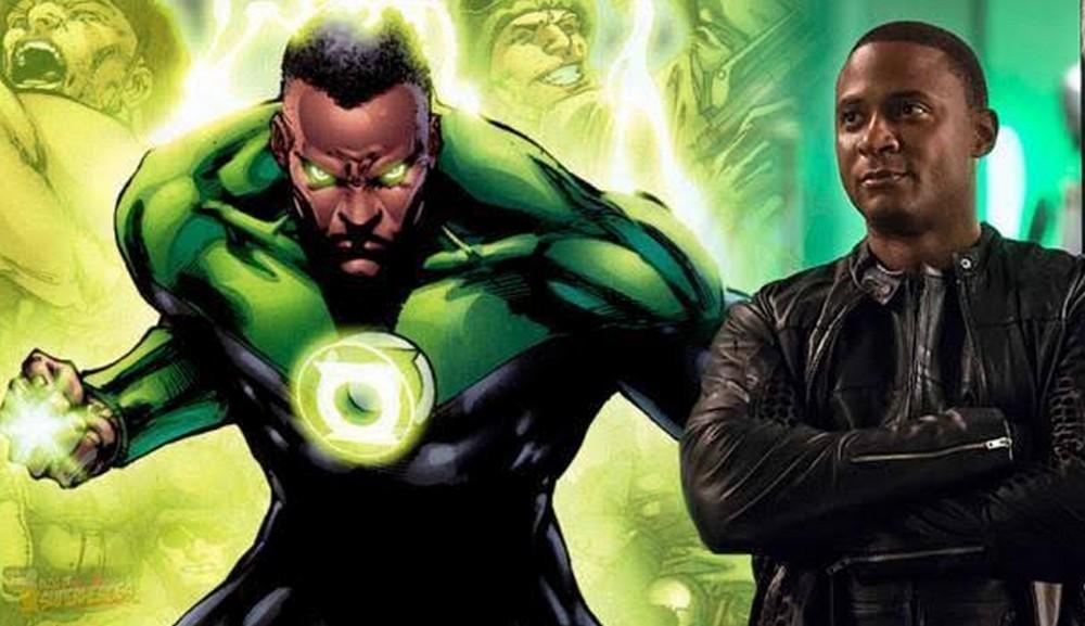 Arrow - David Ramsey dice que la final hará felices a los fanáticos sobre el tema de Green Lantern