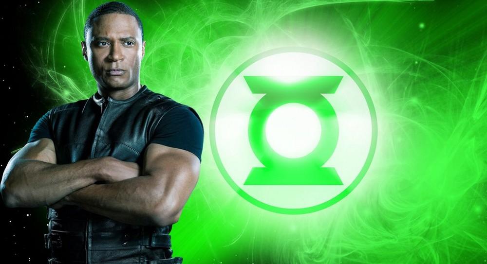 Arrow: el último episodio de la serie finalmente mostró si Diggle será un Green Lantern.  vea