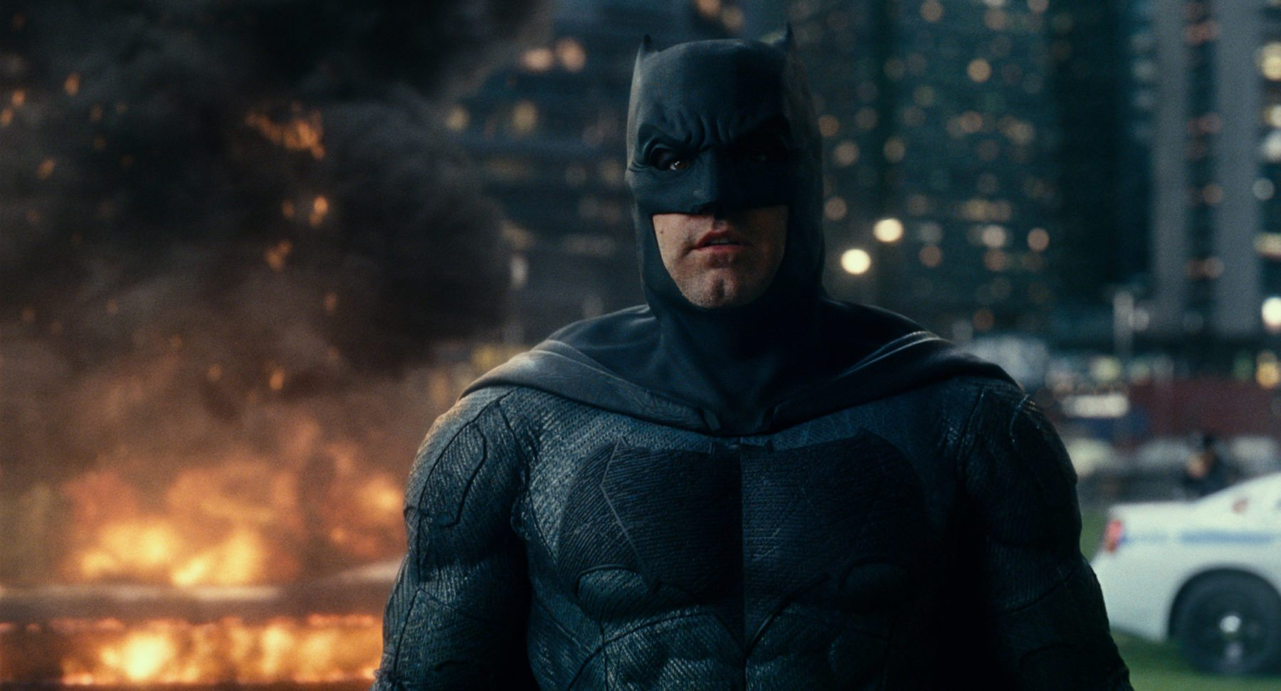 Ben Affleck explica las Cajas Madre y cómo influyen en la Liga de la Justicia