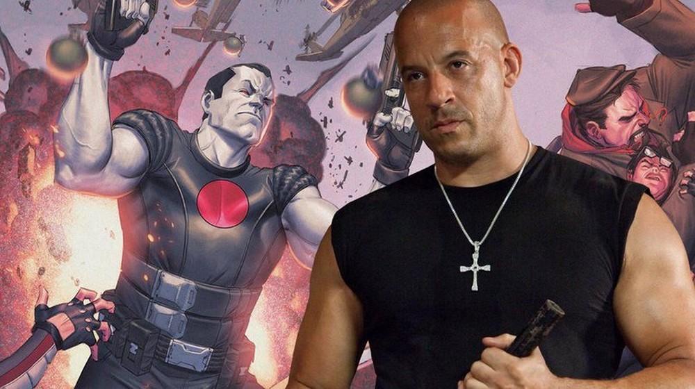 Bloodshot - nueva película de superhéroes con Vin Diesel obtiene primer trailer