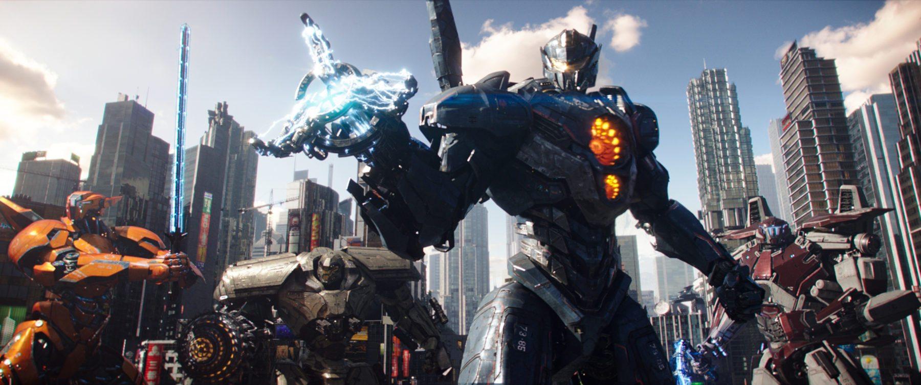 Cómo iba a terminar originalmente la versión de Pacific Rim 2 de Guillermo del Toro