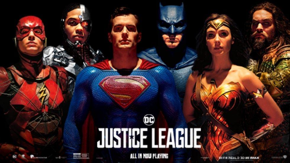 El desempeño de la Liga de la Justicia conduce a una enorme reestructuración de DC en Warner Bros.
