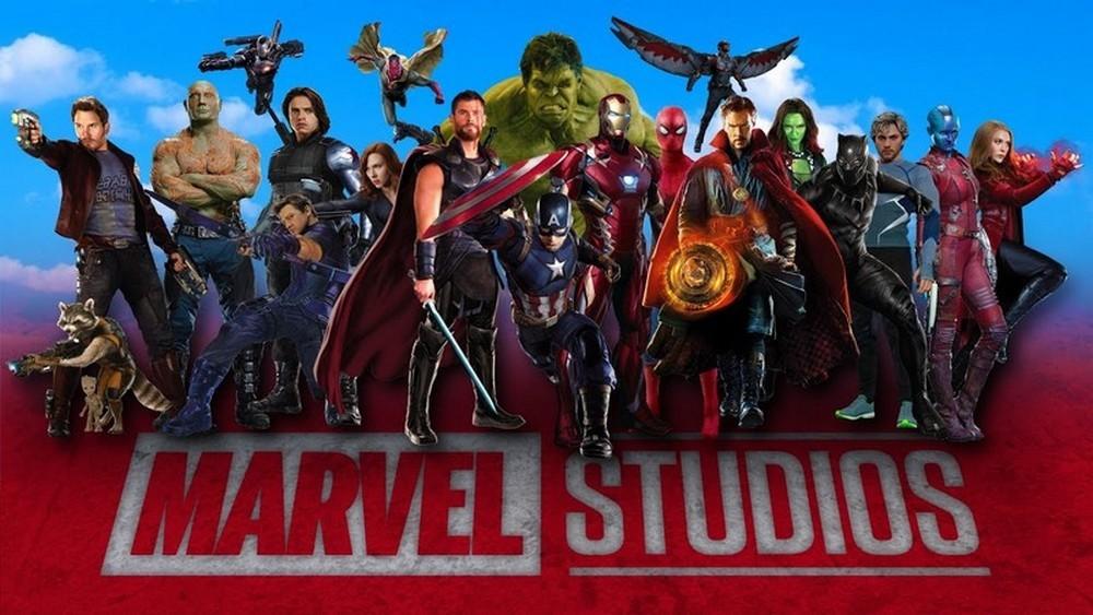 Fan produce un panel increíble con la mayoría de los personajes vistos en las películas de Marvel