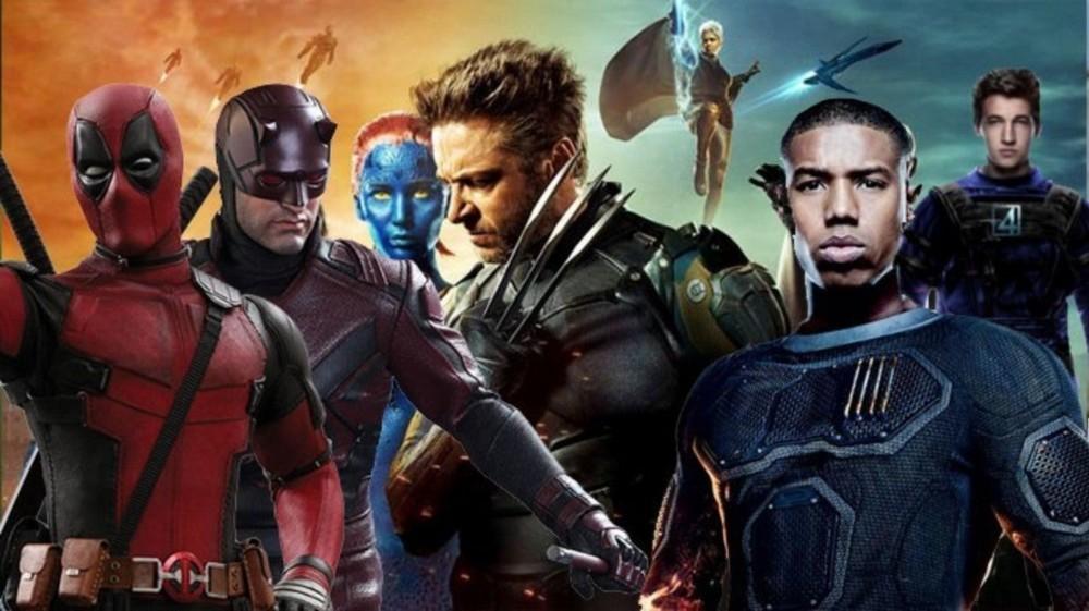 Fox casi produce crossover con Fantastic Four, X-Men, Deadpool y Daredevil