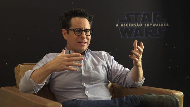 Star Wars: The Rise Skywalker Entrevista JJ Abrams CCXP