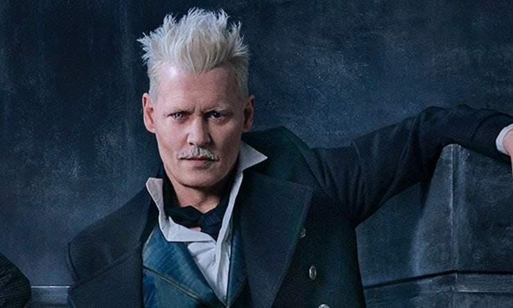 JK Rowling dice que está 'genuinamente feliz' con el reparto de Johnny Depp en Animales fantásticos