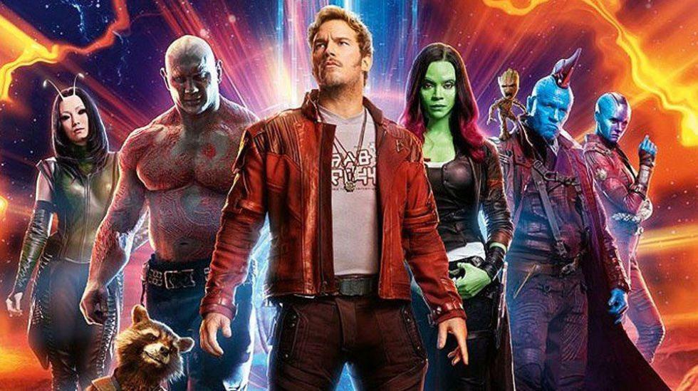 James Gunn lanza Guardians of the Galaxy Vol.  2 script en línea