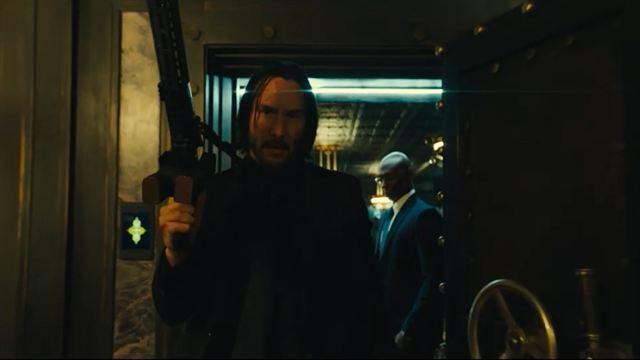John Wick 3 - Parabellum Tráiler subtitulado