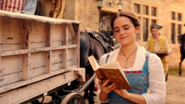 Trailer de La bella y la bestia (3)