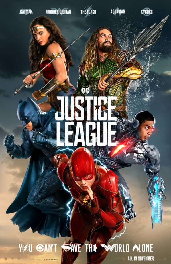 Justice League alcanza los $ 650 millones en la taquilla mundial