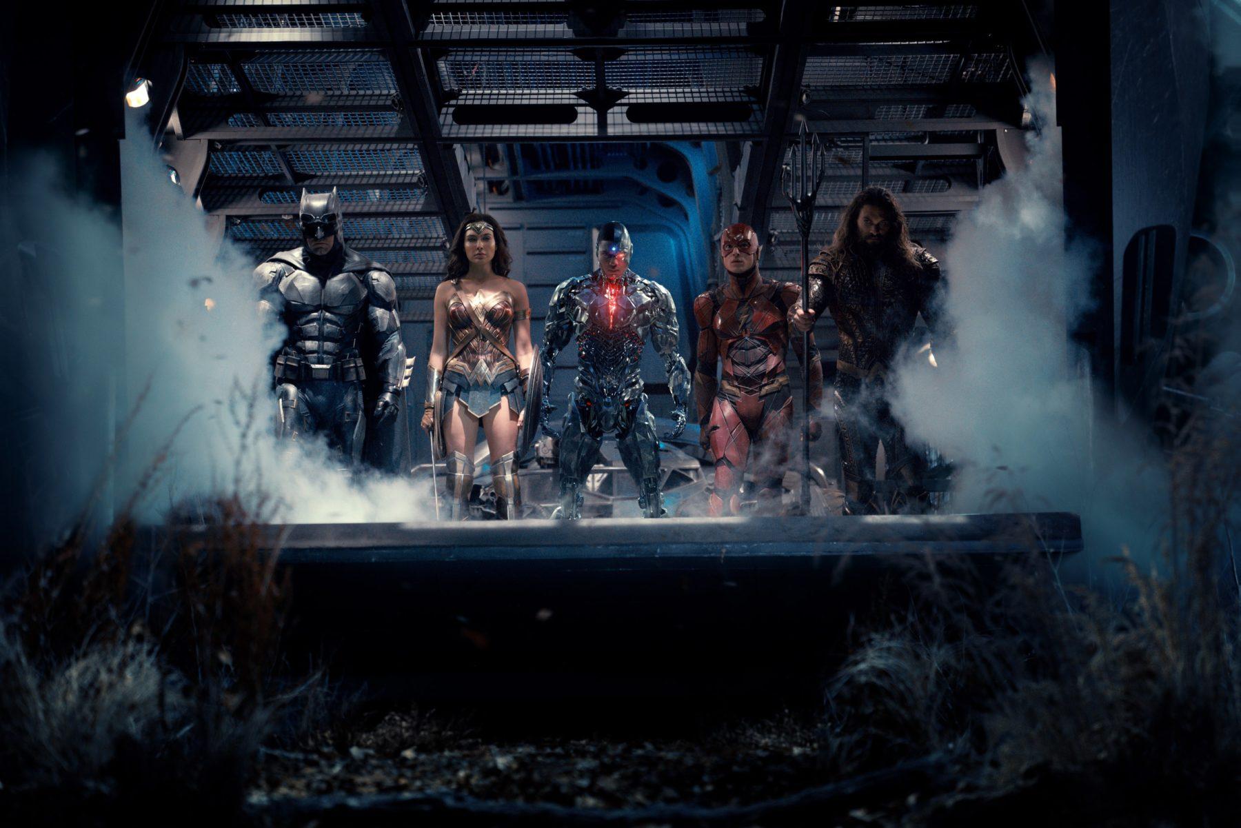 Justice League se está quedando atrás de Man of Steel en la taquilla nacional