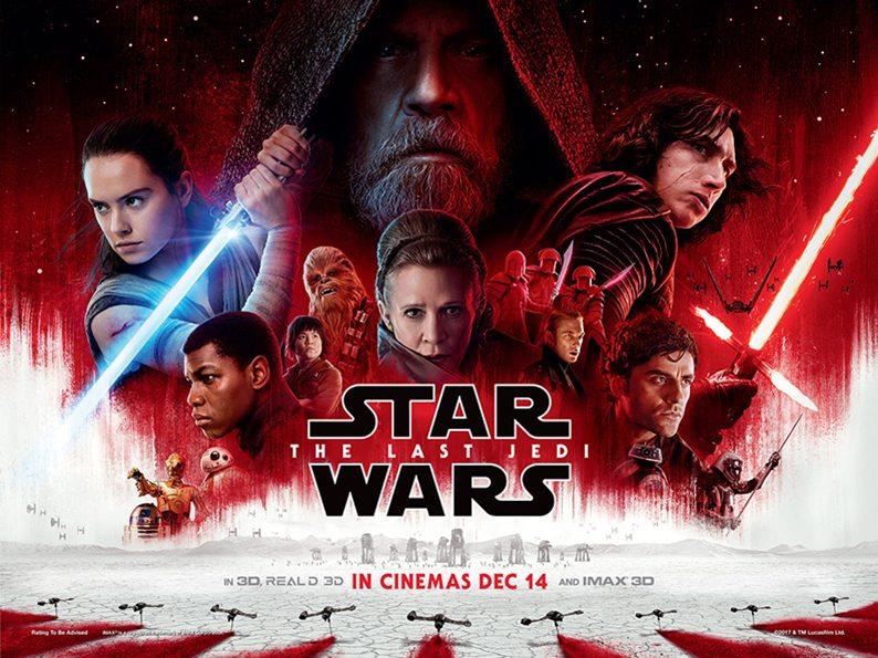 La semana en Star Wars: The Last Jedi supera los $ 500 millones, Rian Johnson defiende la película, JJ Abrams lanza el Episodio IX y más
