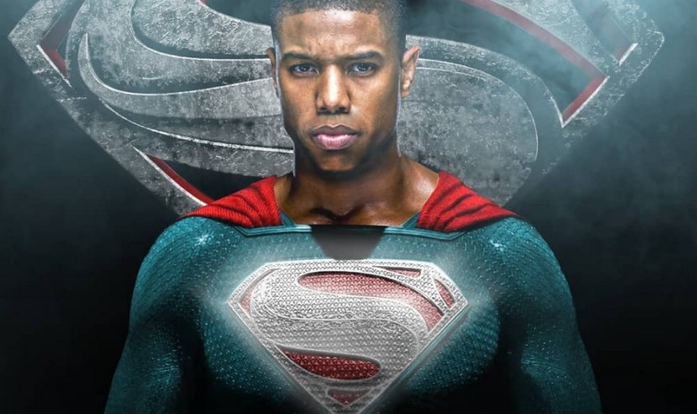 Michael B. Jordan se reunió con Warner para hablar sobre la película de Superman
