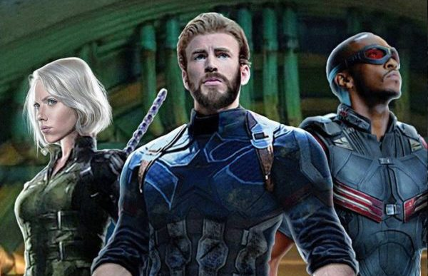 Nueva mirada al elenco de Avengers: Infinity War, Joe Manganiello habla sobre Deathstroke y más - Resumen de noticias diarias