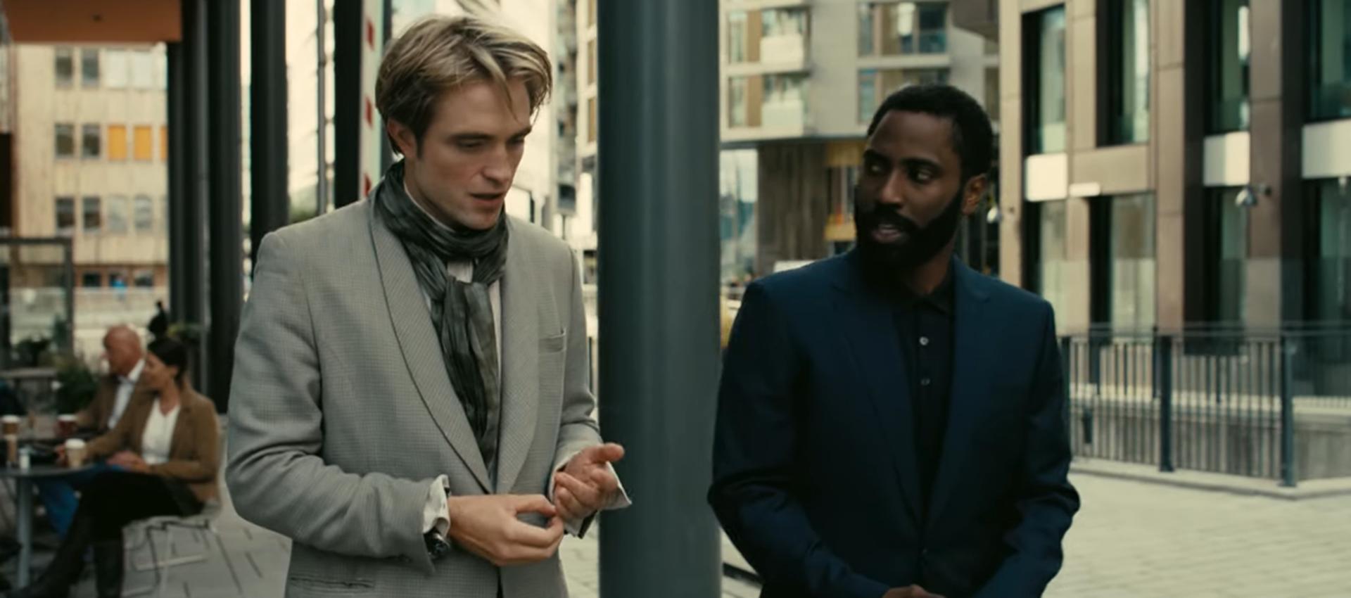 TENET |  ¡La película Christopher Nolan tiene nuevo trailer!  El |  Coop Nerd