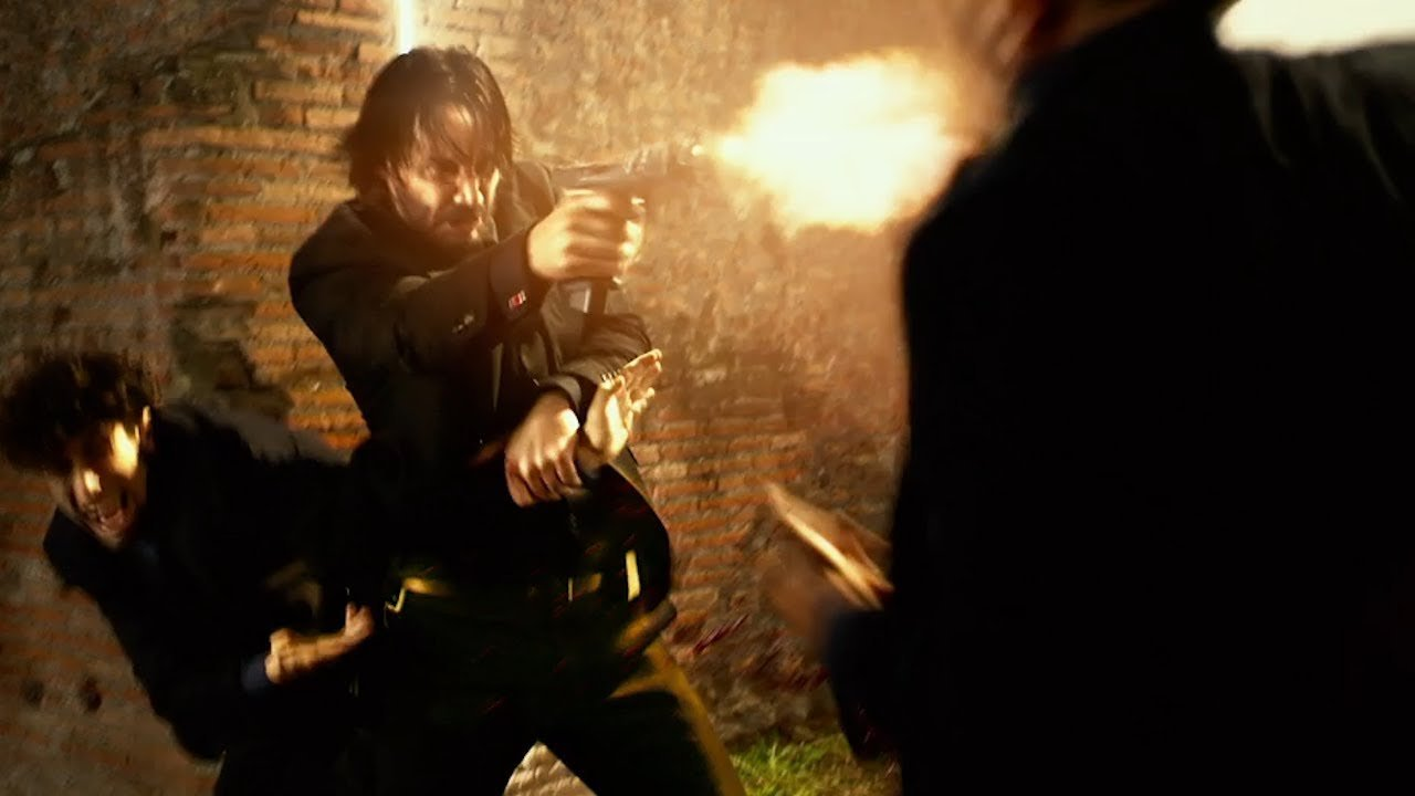 John Wick - Un nuevo día para matar