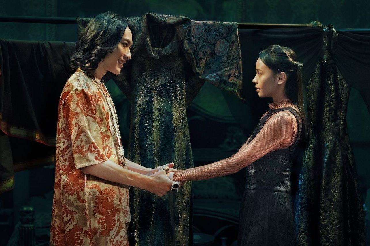 Revisión |  La novia fantasma (Original de Netflix)