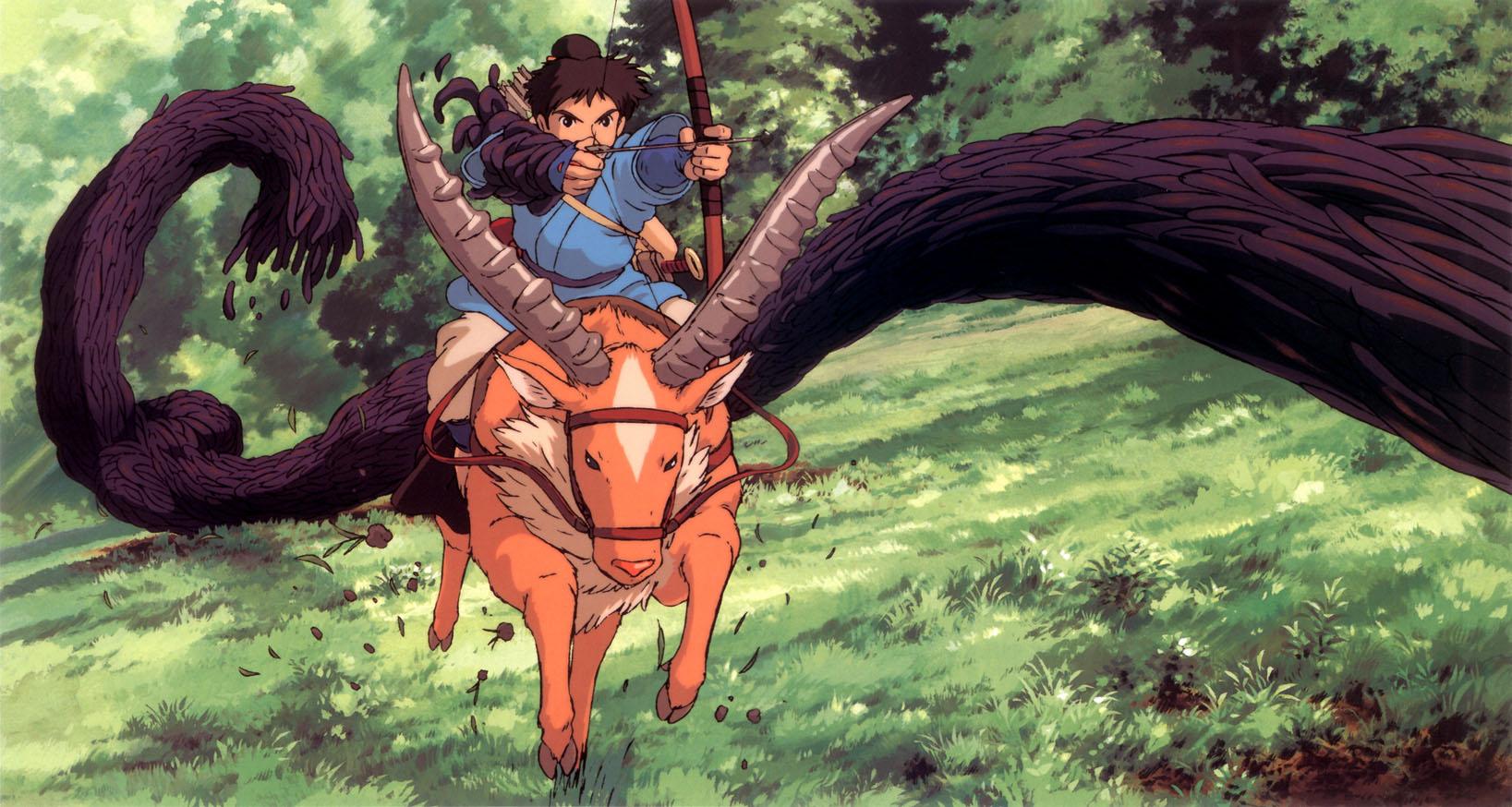 Revisión |  La princesa Mononoke (1997)