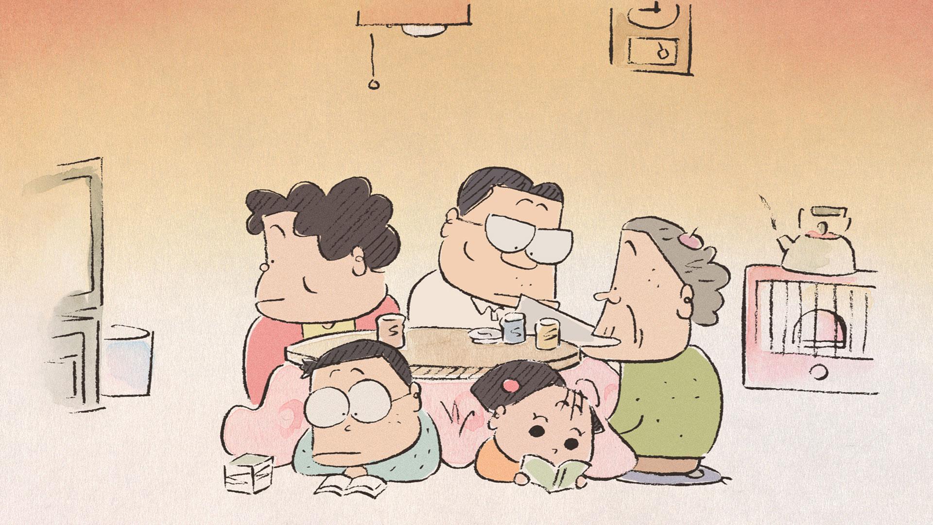 Revisión    Mis vecinos, los yamadas (1999)