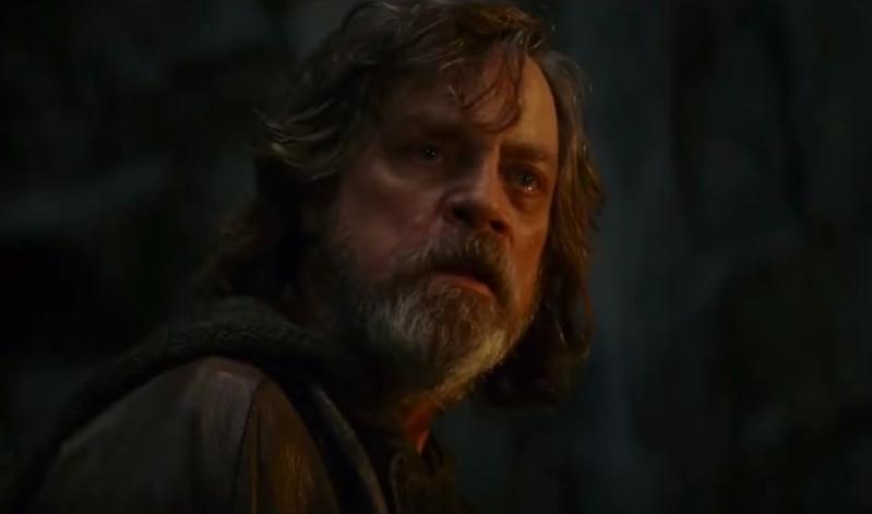 Rian Johnson explica por qué Luke se separó de la fuerza en Star Wars: The Last Jedi