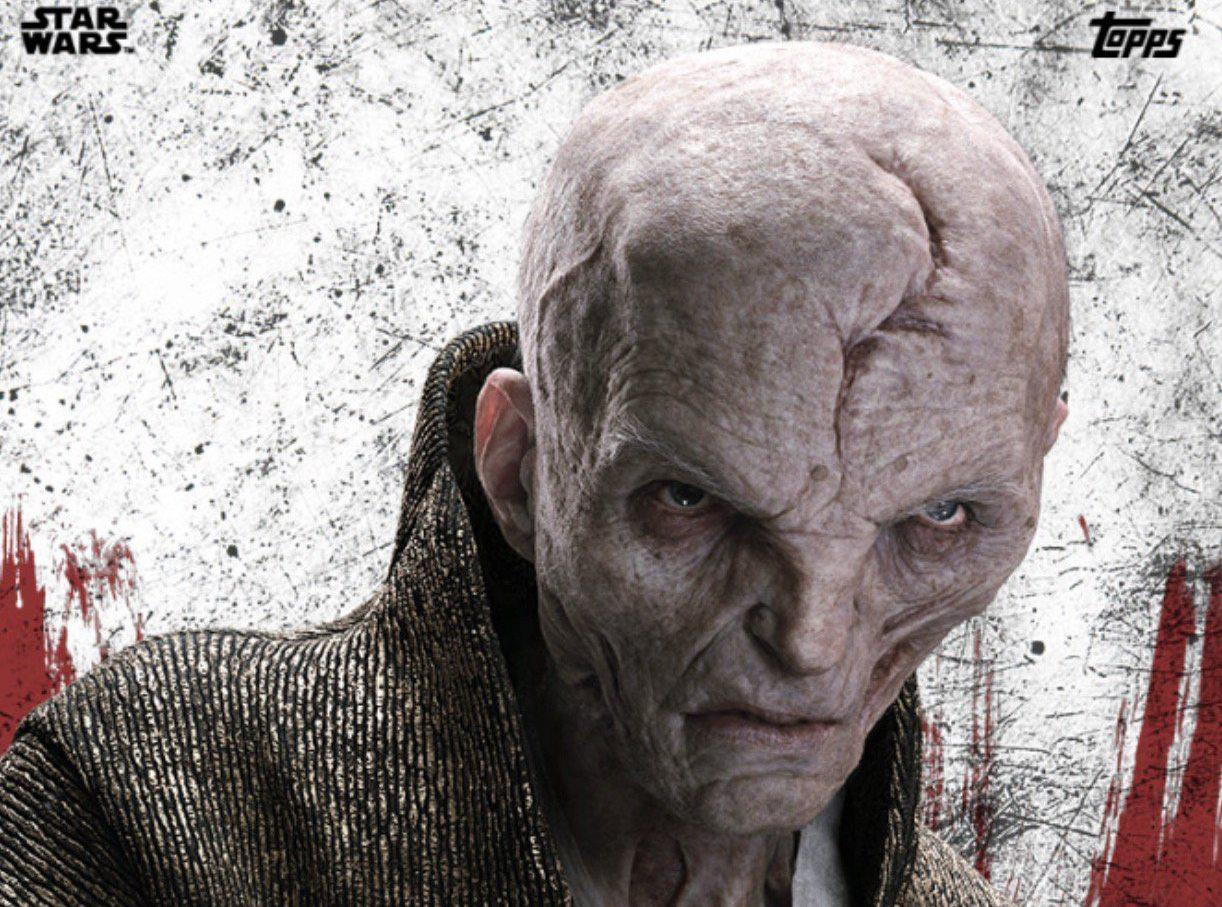 Rian Johnson sobre por qué no explicó la historia de fondo de Snoke en Star Wars: The Last Jedi