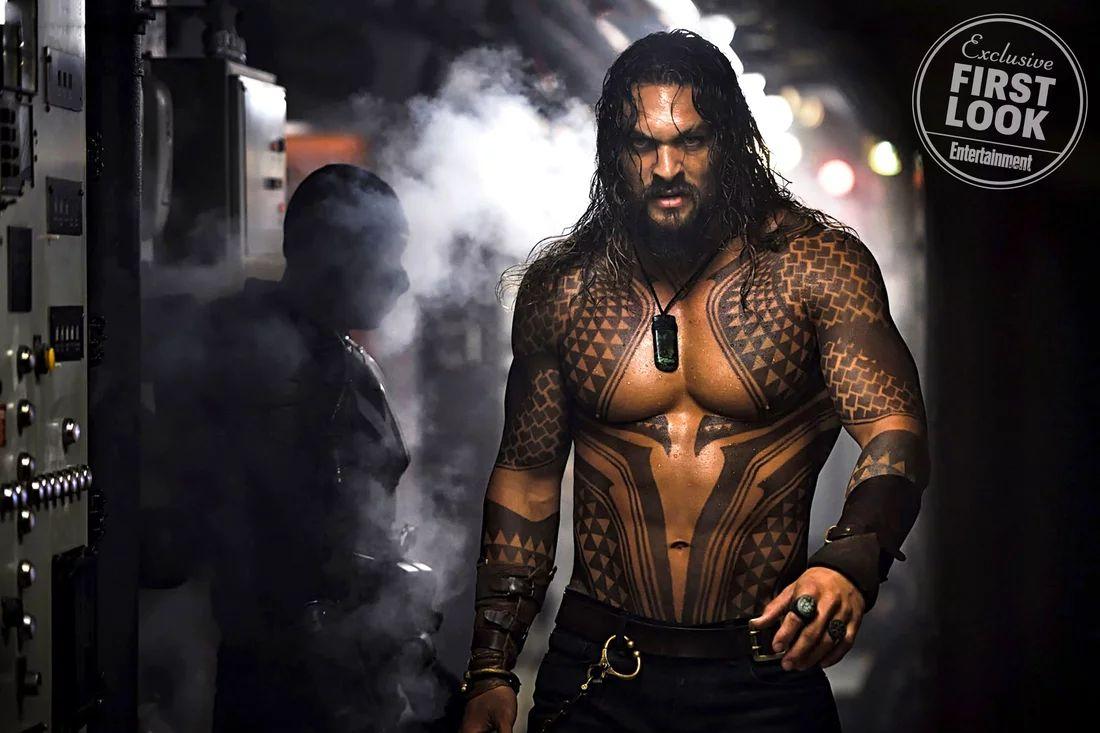 Rumor: el trailer de Aquaman debutará en WonderCon