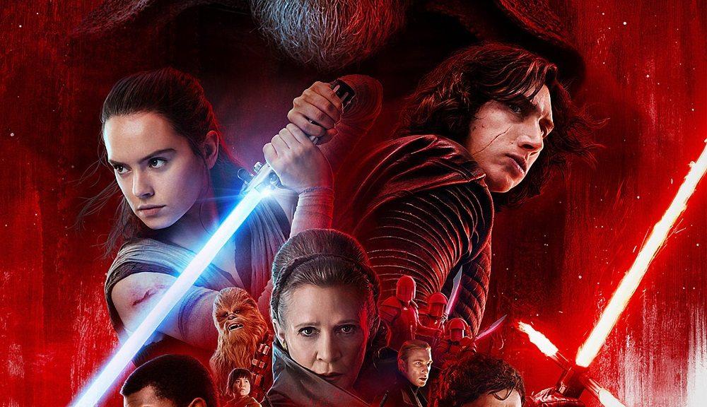 SPOILERS: Rian Johnson en cierto personaje de Star Wars: The Last Jedi usando poderes de la Fuerza
