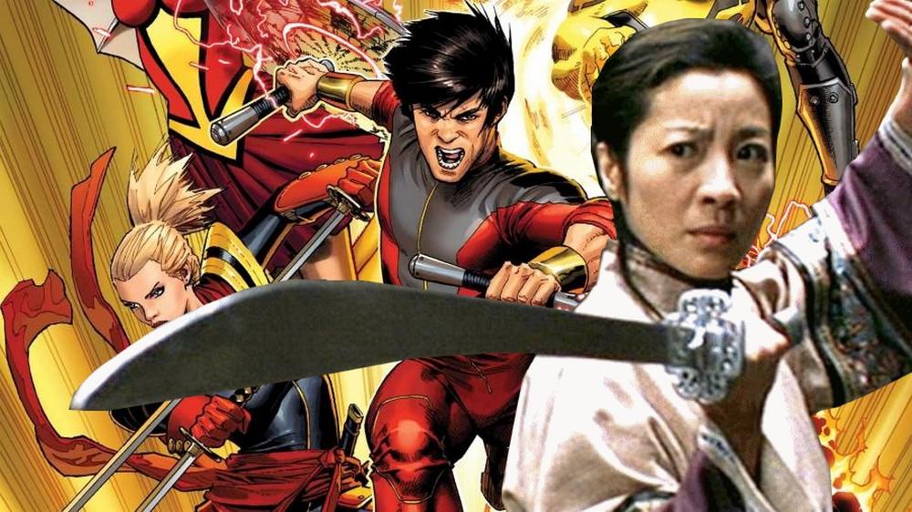 Shang-Chi y la leyenda de los diez anillos: Michelle Yeoh debería unirse al elenco de la película Marvel