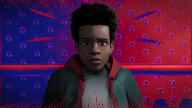 Spider-Man en Spider-Verse Trailer Subtitulado