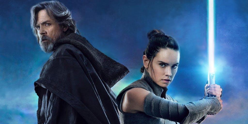 Star Wars: The Last Jedi abre a $ 450 millones en todo el mundo