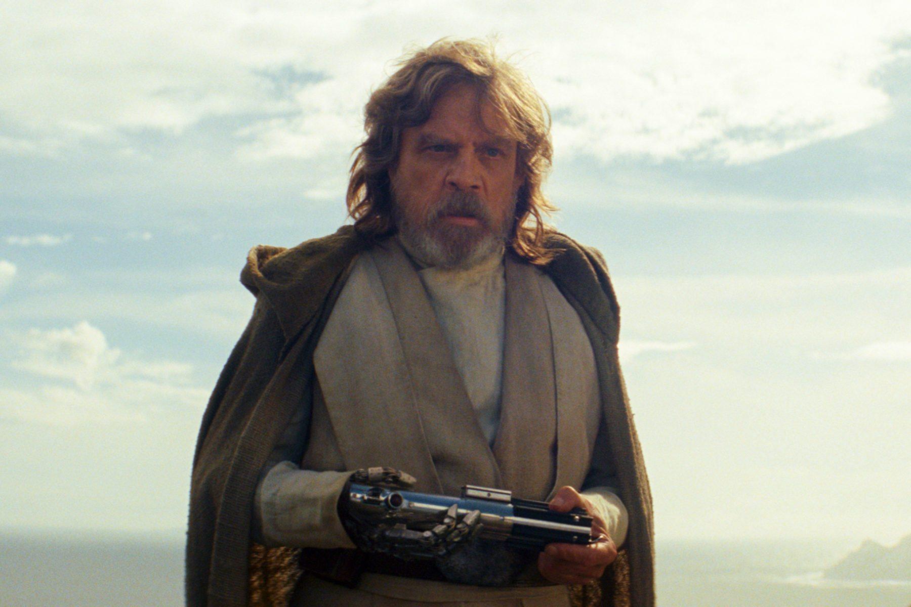 Star Wars: The Last Jedi es la película de ciencia ficción mejor revisada de 2017