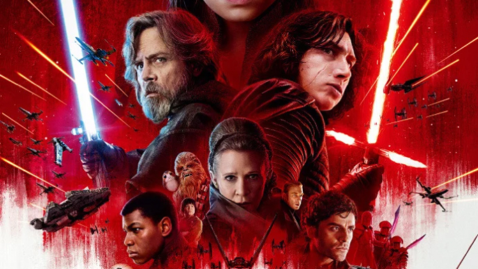 Star Wars: The Last Jedi rastrea apertura global de $ 425 millones