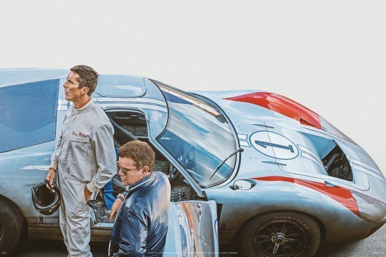 Critica |  Ford VS Ferrari - JWave